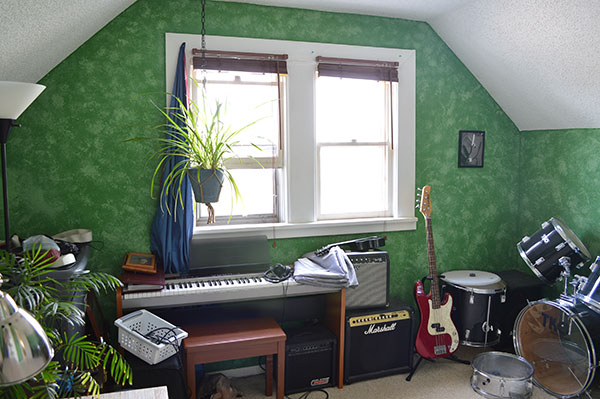 House Tour: The Music Room