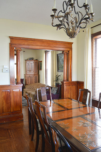 House Tour: The Dining Room