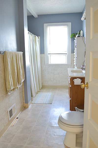 House Tour: The Bathroom