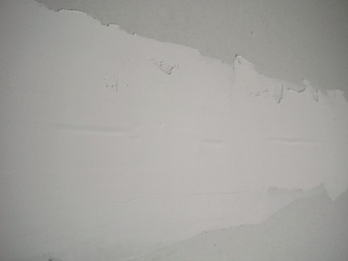 Drywall Tape Bubbles : Drywall tutorial or not sarah s big idea