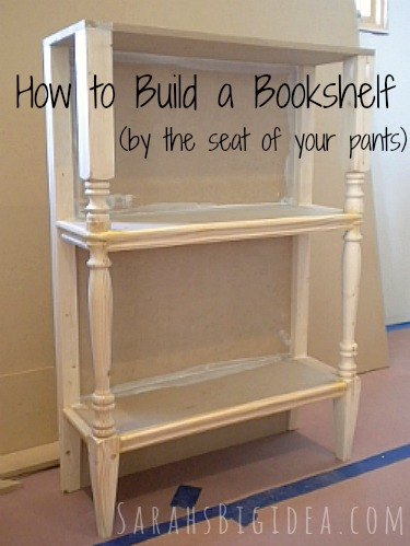 Bookshelf plans, shmookshmelf shmlans