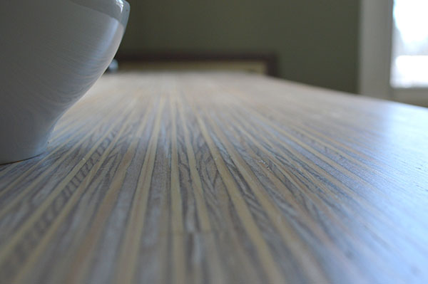 How to do a final coat on wood furniture