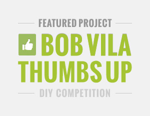 Bob Vila's Thumbs Up: Plywood Competition