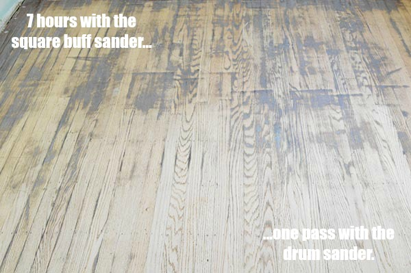 Floor Sanding Drum Sheet